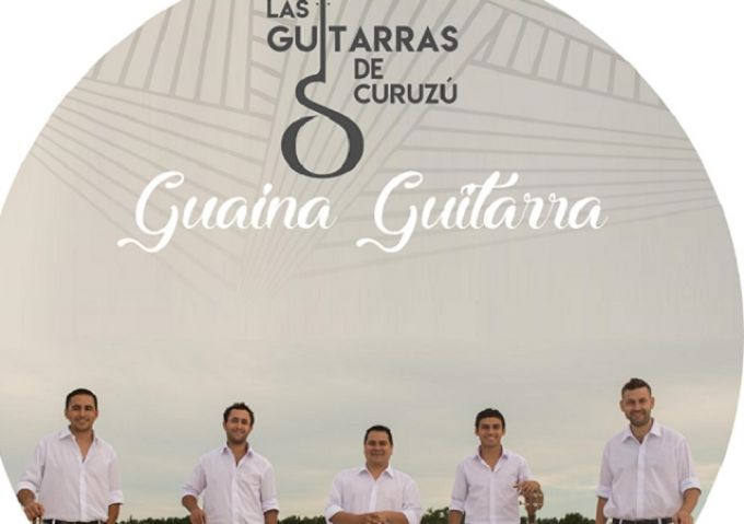 Las Guitarras de Curuzú nominados para los Premios Gardel 2020
